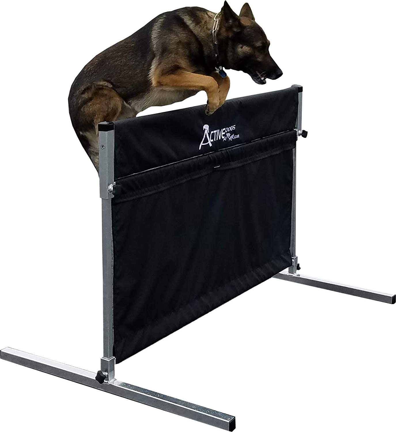 ActiveDogs IGP Opening large release sale IPO Schutzhund Pendel w Jump Hurdle Carrying Ranking TOP17 Bag