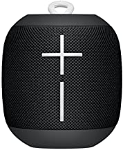 Logitech Ultimate Ears WONDERBOOM Super Portable Waterproof Bluetooth Speaker - Phantom Black (Renewed)