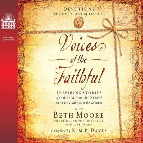 Voices of the Faithful audiobook cover art
