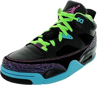 [580603-019] AIR Jordan Son of Low Mens Sneakers Black/CLB Pink-GMM BL-CRT PRPLM