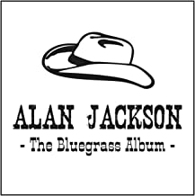 alan jackson the bluegrass album