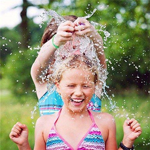 Kingfly Deuba-Palloncino a forma di palloncini d'acqua giocattolo Quick iniezione d'acqua