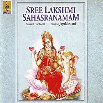 Sree Lakshmi Sahasranamam