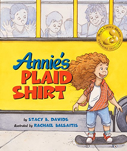 Annie's Plaid Shirt