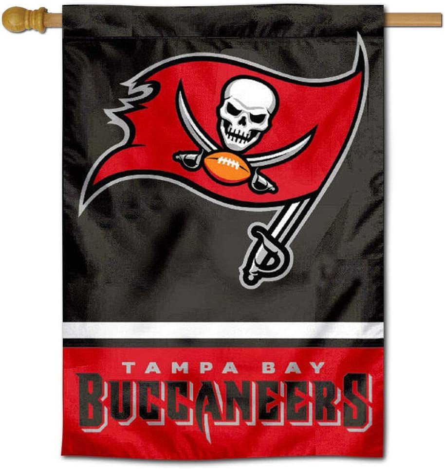WinCraft Tampa Bay Buccaneers Sided House Two Flag Sales of SALE items from new works Max 83% OFF