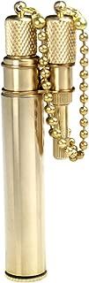 Douglass New Model Stylish Steampunk Design Oil Lighter Neo2 Made in JAPAN Brass