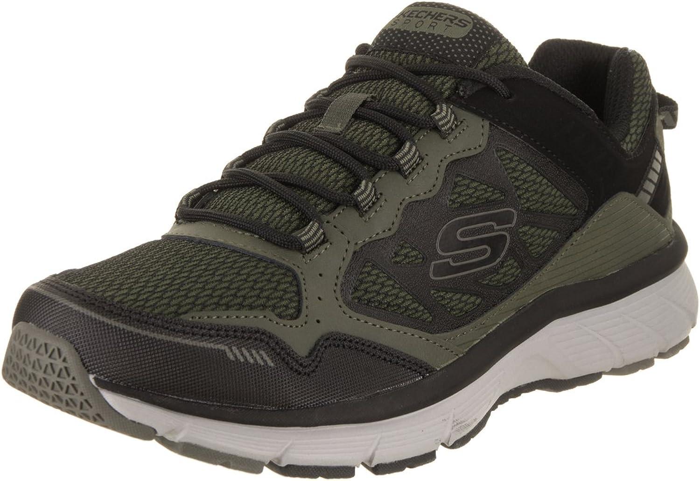 Skechers Men's Bowerz Olive Black Casual shoes 12 Men US