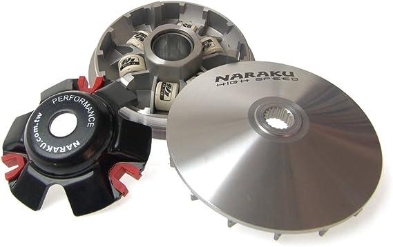 Variomatik Naraku Maxi Speed Für Gy6 125 180ccm Auto