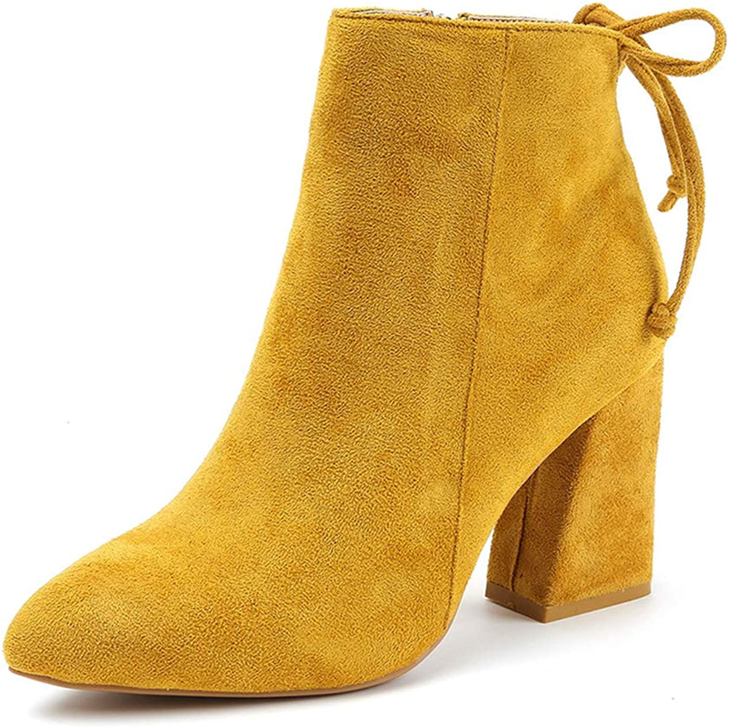 FORTUN Winter Women's shoes Warm Martin Boots Fashion Ankle Boots Casual shoes