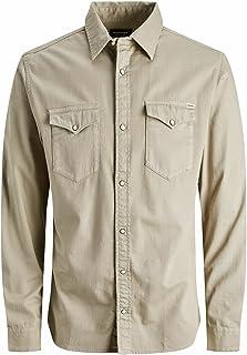 Jack & Jones Jjesheridan Shirt L/S Noos Camisa para Hombre