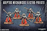 Games Workshop 99120116009' Warhammer 40,000' Adeptus Mechanicus Electro-Priests Action Figure