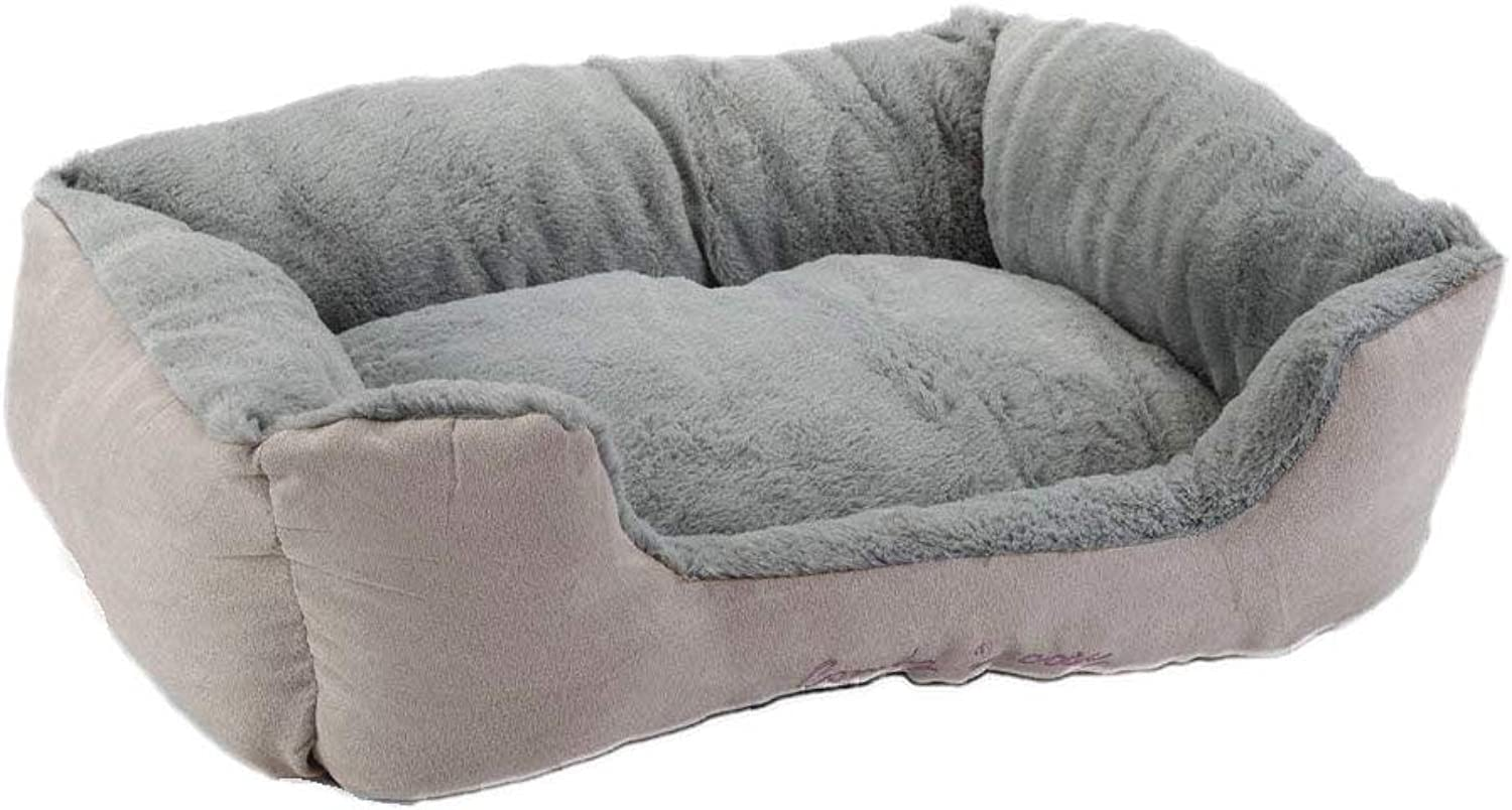 Beeztees Cosy Cat Rest Bed, 37 cm, Grey