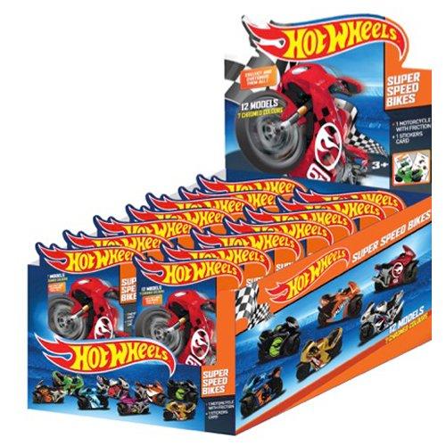 Hot Wheels 15732-s Super Speed Bike Blind Bag
