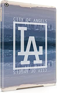 L. A. Los Angeles California Long Beach Paradise City Of Angels Plastic Tablet Snap On Back Case Cover Shell For iPad Air 1