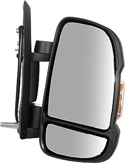 Rétroviseur extérieur côté conducteur longue spiegelarm Fiat Ducato 290 camping-car 7684292