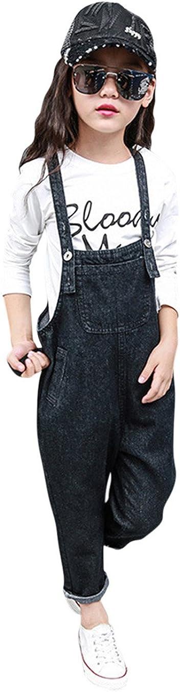 Tortor 1Bacha Kid Toddler Little Big Boy Gifts Bib Tapered Long Beach Mall Girl Denim