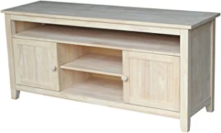 Best unfinished entertainment center cabinets Reviews
