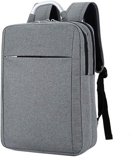 QWKZH Sacs à Dos Pas de Sac d'ordinateur portable Standard Sac à Dos Simple Sac de Voyage d'affaires décontracté