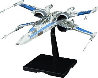 Bandai Star Wars 1/72 Blue Squadron Resistance X-Wing Model Kit