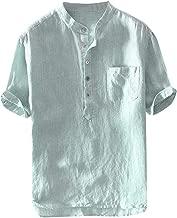 longline grandad collar shirt