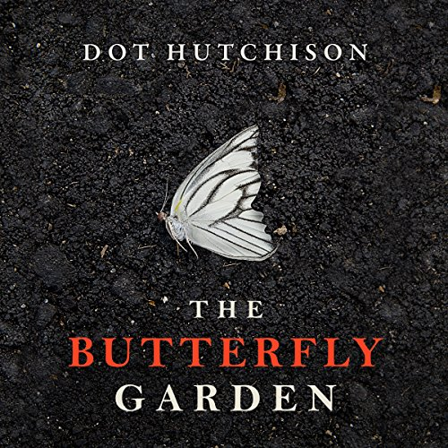 The Butterfly Garden audiobook cover art