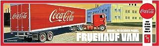 AMT 1109 1/25 Fruehauf Beaded Van Semi Trailer Coca-Cola