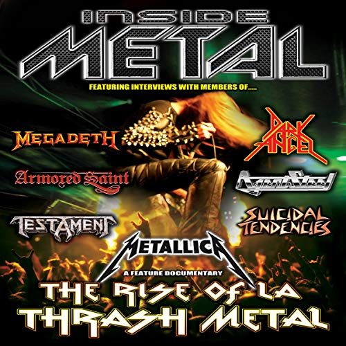 『Inside Metal: The Rise of LA Thrash Metal, Vol. 1』のカバーアート