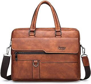جيب بولو حقيبة للرجال-بني - حقائب اللابتوب