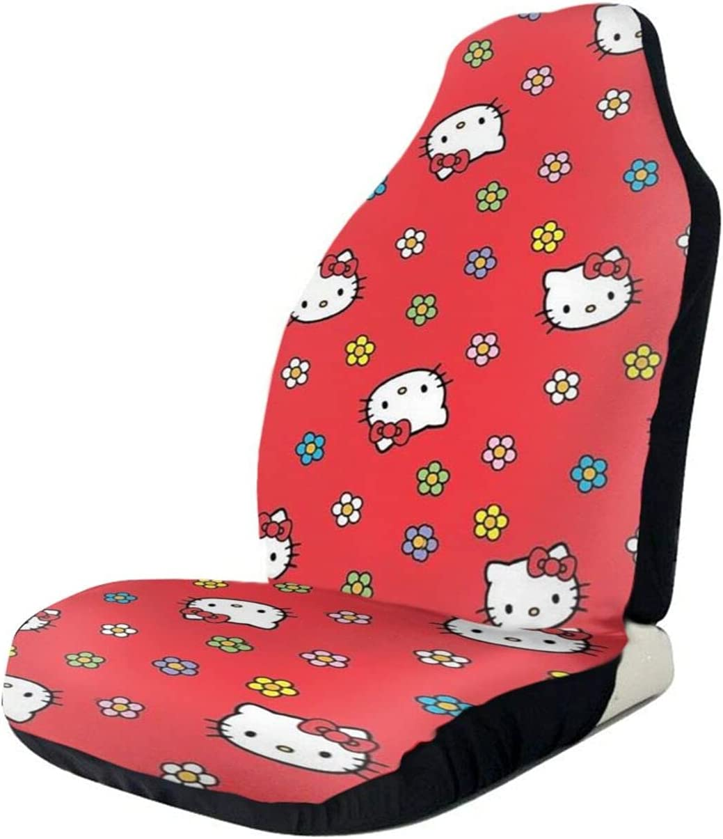 Yandong Hello Happy Kitty Car Accessories Covers Washable Portland Mall Seat Sale price S