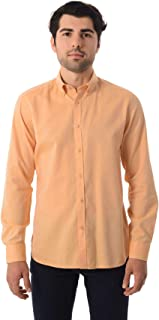 HTML Düz Slim Fit Gömlek