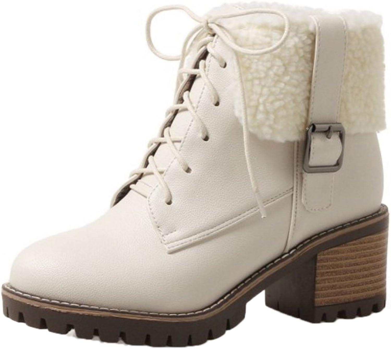 AicciAizzi Women Stylish Short Boots