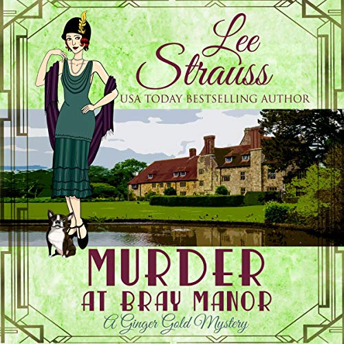 Murder at Bray Manor Audiobook By Lee Strauss cover art