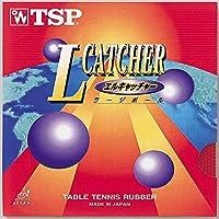 TSP 卓球 エルキャッチャー ラージボール用ラバー 020022 0020 黒 5 特厚 020022