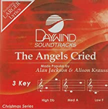 The Angels Cried Accompaniment/Performance Track
