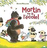 Martin va à l'école