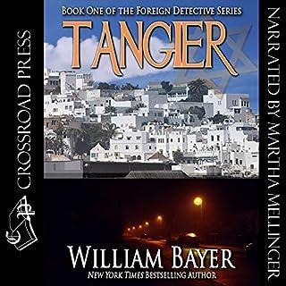 Tangier audiobook cover art