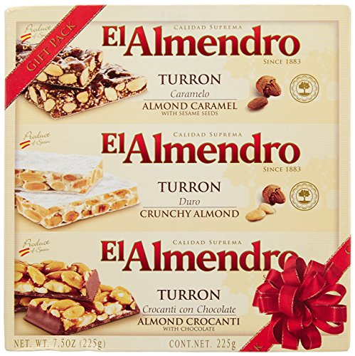 El Almendro Turrón Gift Pack, 225 g