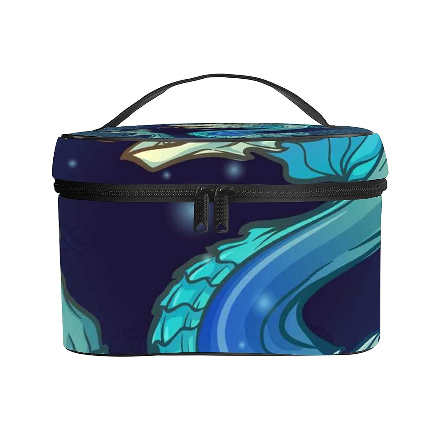 Makeup Bag Dragon Head Forest Cosmetic Large Org Max 85% OFF Case Travel New Free Shipping