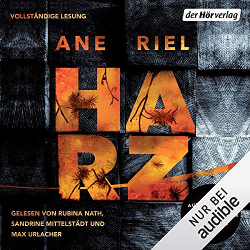 Harz cover art