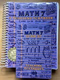 Math 7: Teaching Textbooks (Book Only)