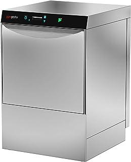 Lavavajillas gastronomía 4,9 kW – sin bomba de lejía – con bomba de limpieza (doble pared)