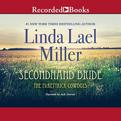 Secondhand Bride audiobook cover art