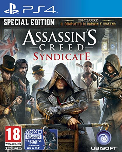 Ubisoft Sw PS4 76857 Assassin's Creed Syndicate