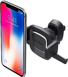 Iottie Itap Mini Air Vent Mount For Smartphones, Black