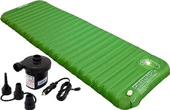 Altimair Ultra Light 3lb, Highest Quality TPU Outdoor Camping Air Mattress/Mat/Pad, Built-In Foot Pump Plus Portable Air Pump