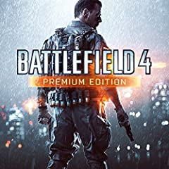 Battlefield 4 Premium Edition gives you all the best weapons, camos, vehicles and more in one simple package. Control the battlefield with dozens of vehicles, from helicopters and stealth jets to gunboats and anti-airs. Premium Edition includes all f...