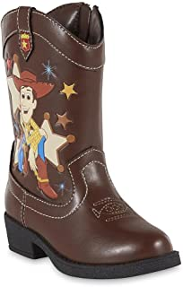 Disney Boys Toy Story's Woody Western Boot