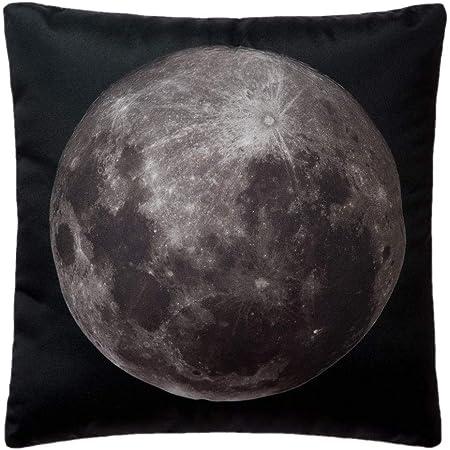 Amazon Com Pantaknot Moon Decorative Throw Pillow Covers Set Of 2 Lunar Pillowcase Cushion Home Décor 18 X 18 Inch Home Kitchen