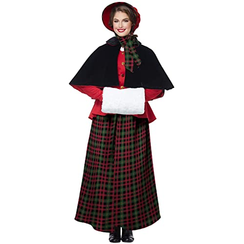Christmas Caroling Costume.A Christmas Carol Costumes Amazon Com