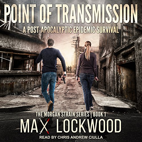 Point of Transmission audiobook cover art